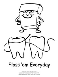 Floss em Every Day!