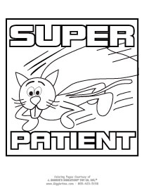 Super Patient - Cat