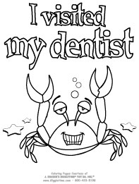 I Visited My Dentist - Lobster