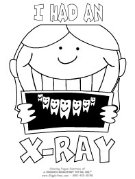 coloring pages x ray - x ray bone coloring page coloring pages