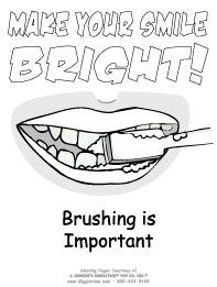 dentist coloring pages giggletimetoys com