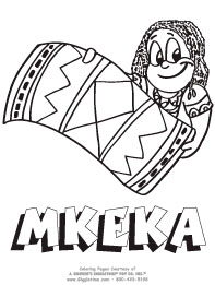 Kwanzaa Coloring Pages Giggletimetoyscom