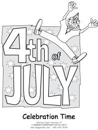 4th of july celebration time