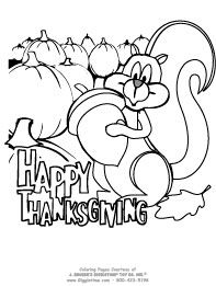 Thanksgiving Coloring Pages Giggletimetoys Com