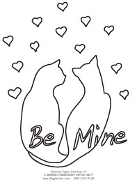 Be Mine - Cats