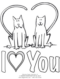 Valentines Day Coloring Pages Giggletimetoys