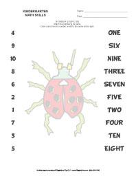 math worksheet : identify numbers worksheets  giggletimetoys  : Kindergarten Worksheets Numbers
